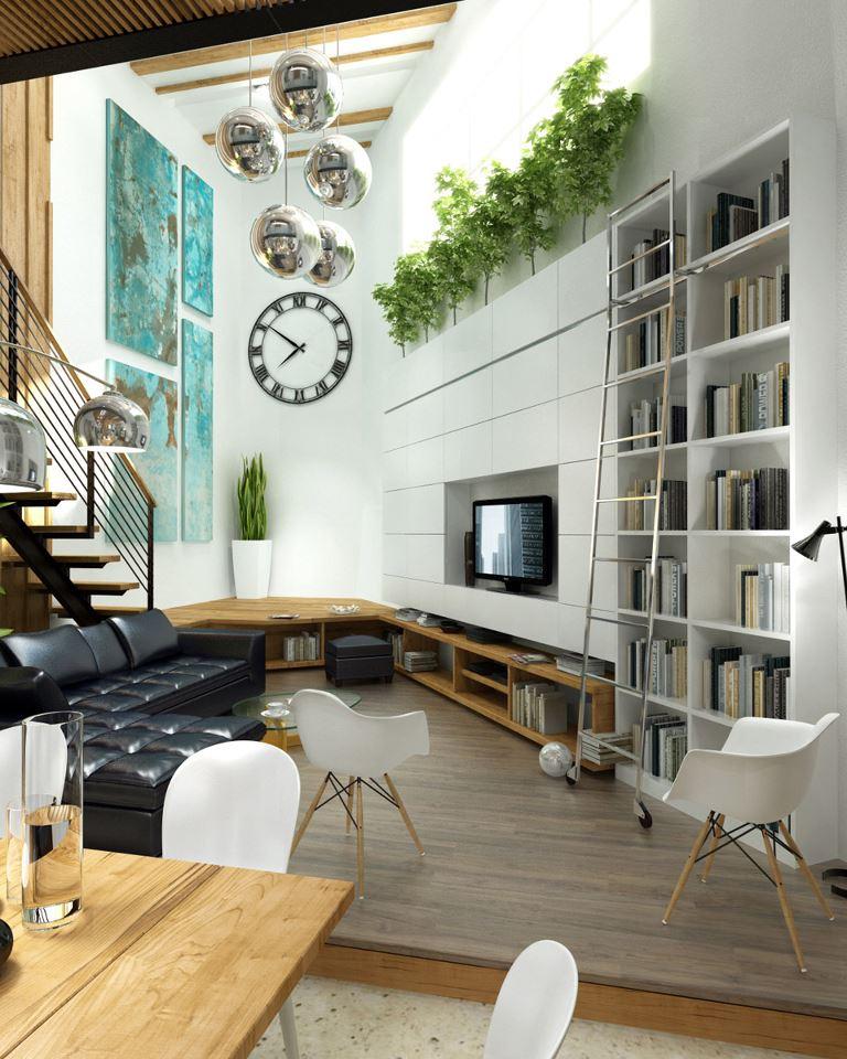 home livingroom modern