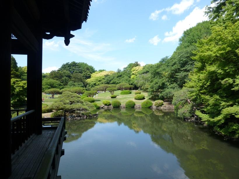 P1020780 Gyoen park serenity