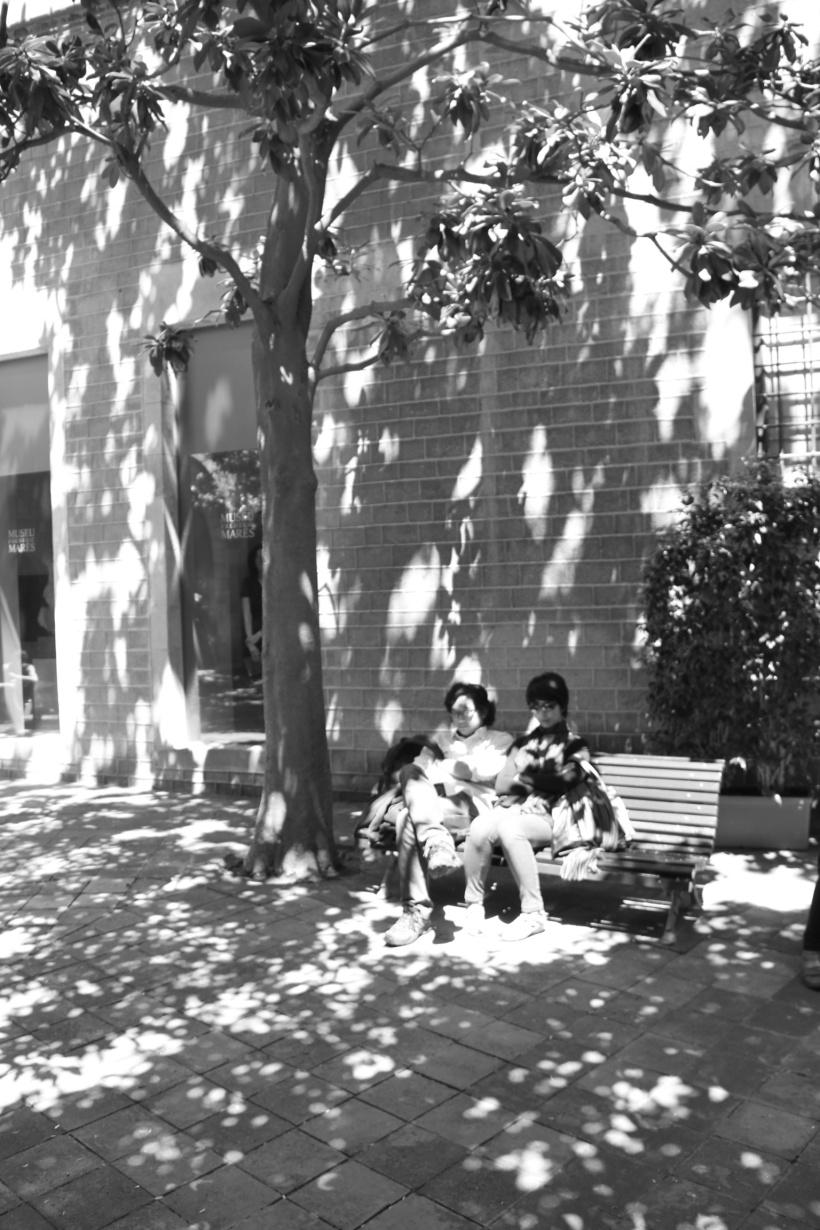 Dekat museum Picasso, Barcelona