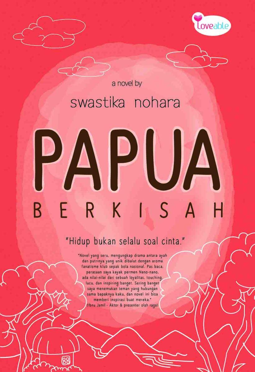 Cover Papua Berkisah