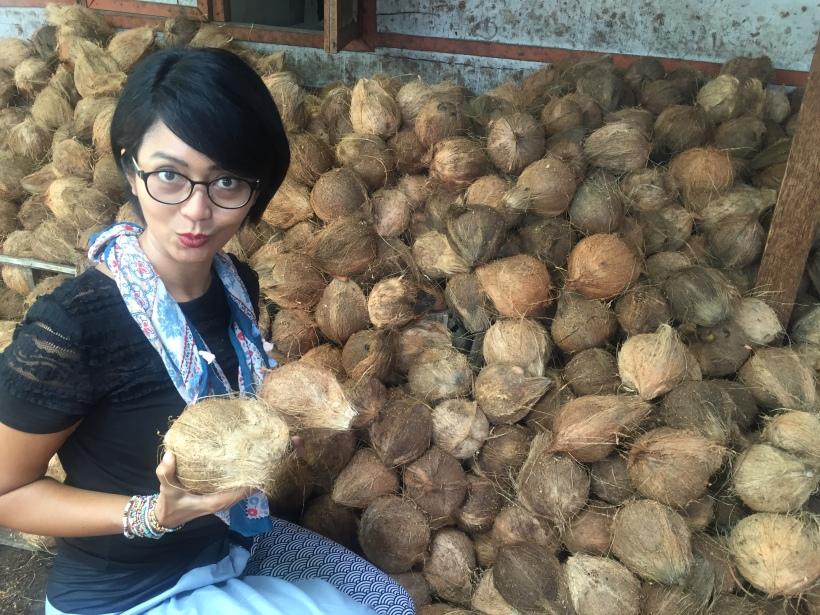 rendang talua Riry kelapa