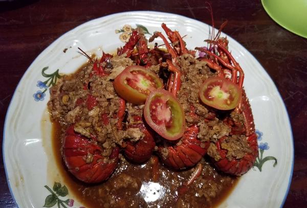 banyuwangi lobster