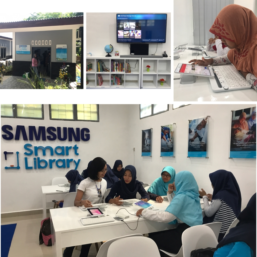 samsung smart library