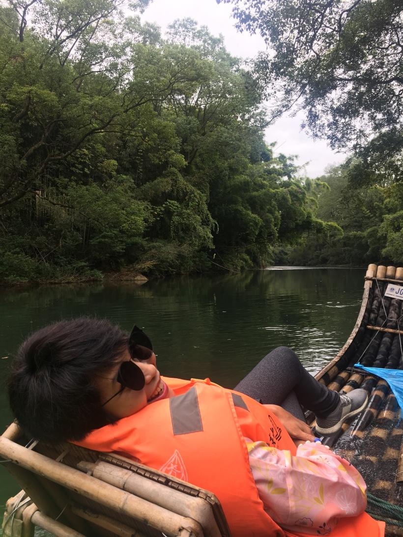 Jiuqu river 3