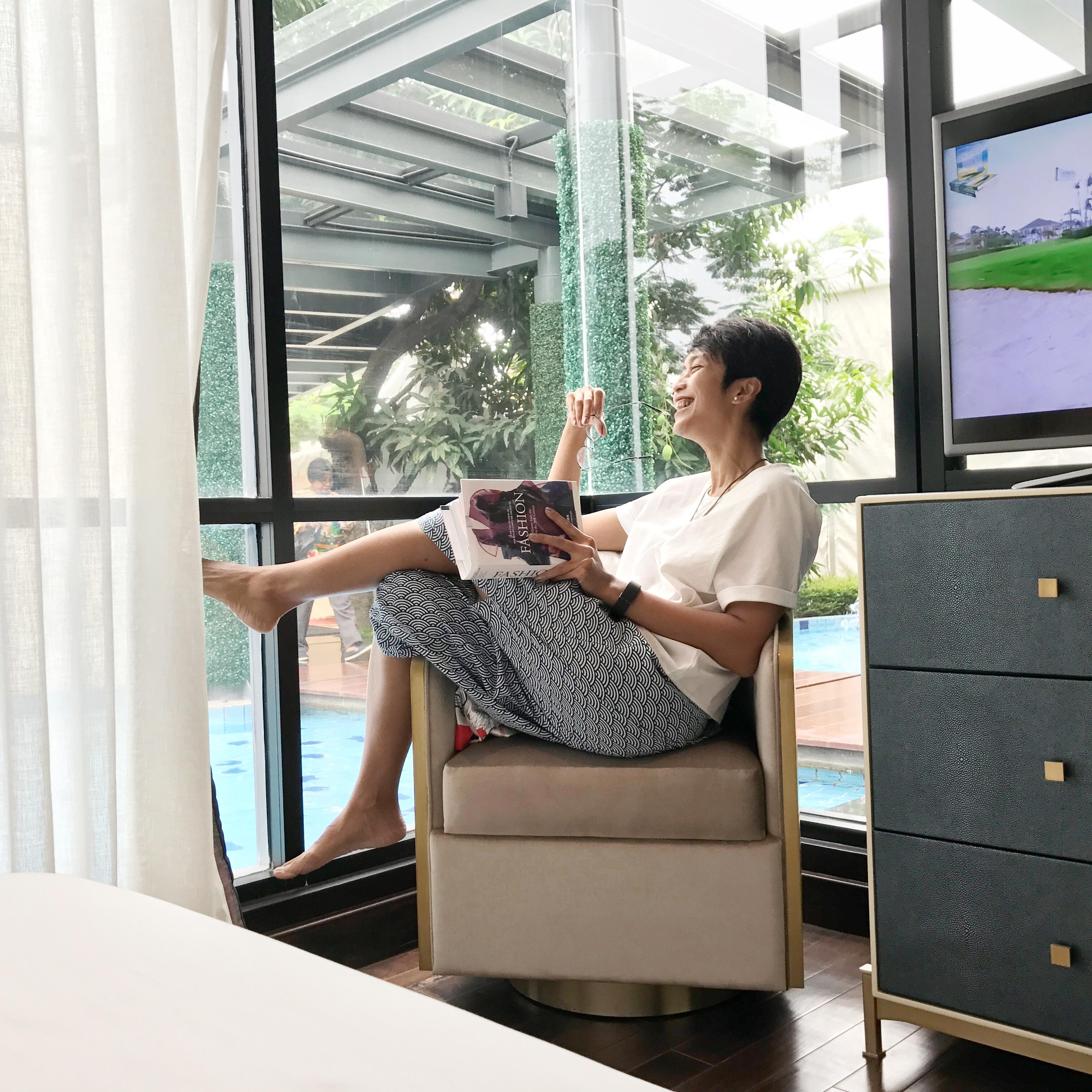 Permata hijau suite 1