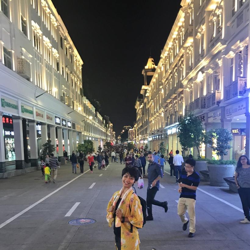 xiamen zhongshan road