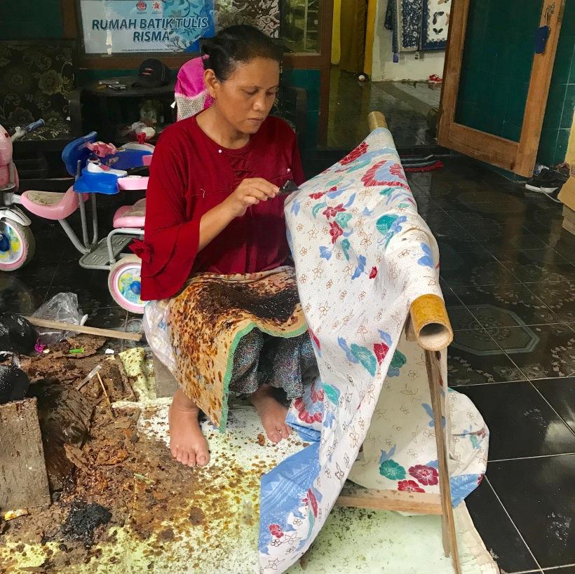 batik tulis ciwaringin