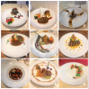 Indonesian Food Plating