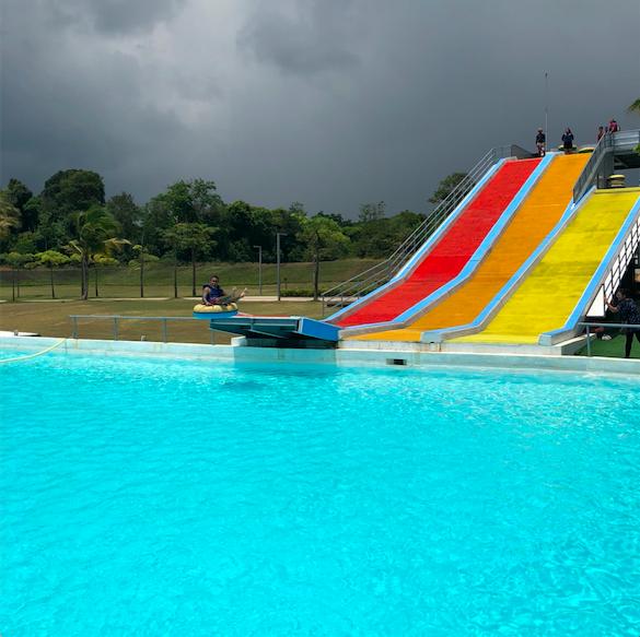 bintan treasure bay slide