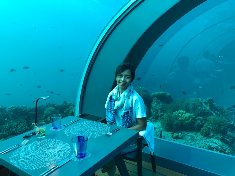 maldives restaurant
